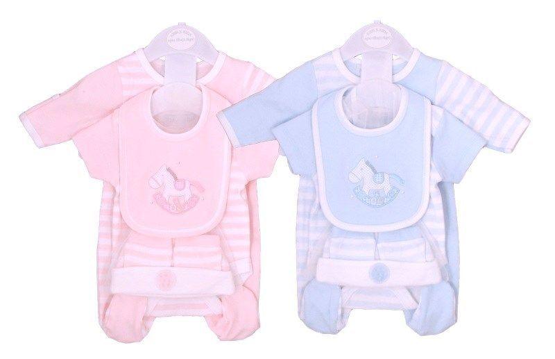 fcd3d255d090 Bnwt Tiny Preemie Baby Boys Or Girls Premature 5 Piece Layette Set ...