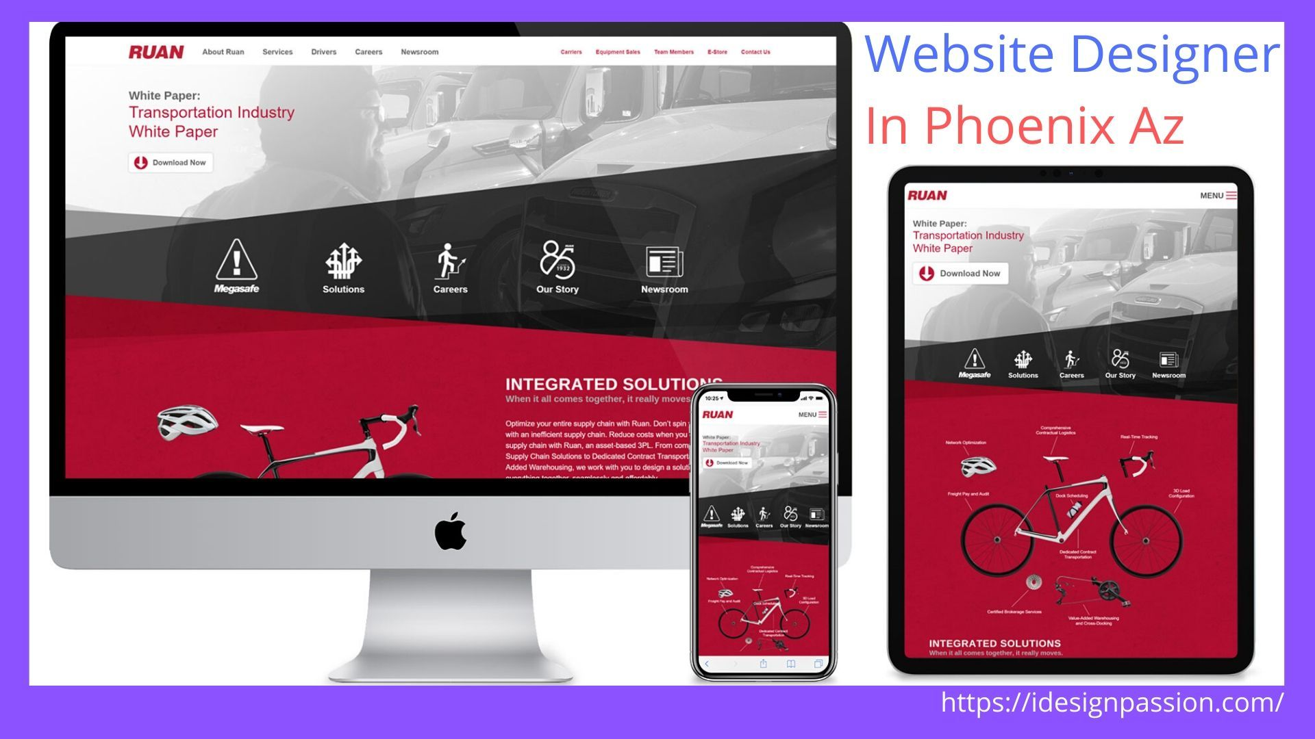 Website Designers In Phoenix Az Web Development Design Website Design Website Design Company
