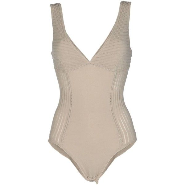 Gentryportofino Top (€87) ❤ liked on Polyvore. Bodysuit ... e37f2c654