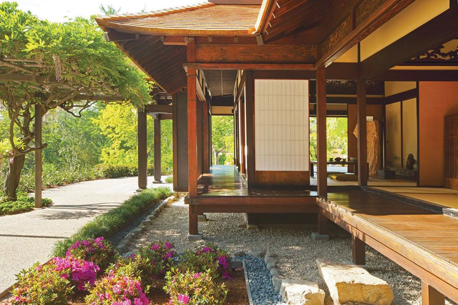 exteriors of japanese houses | finished restoring the exterior of the japanese  inspired gamble house