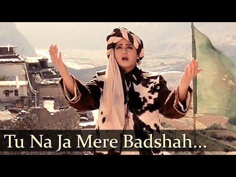 Tu Mujhe Kabool I Amitabh Bachchan Sridevi Khuda Gawah Bollywood Love Songs Hd Youtube Bollywood Youtube