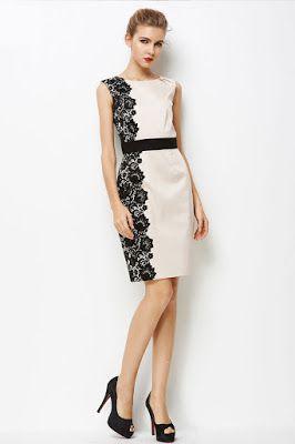 218c0a7b9e76a Vestido formal mujer