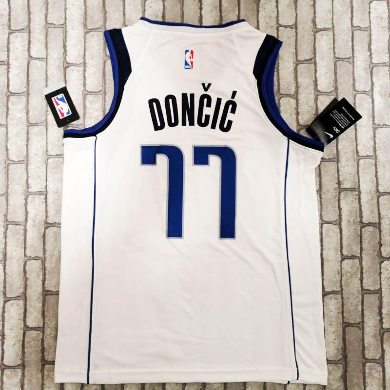 Charlotte Hornets Dwayne Bacon Association White Swingman Jersey