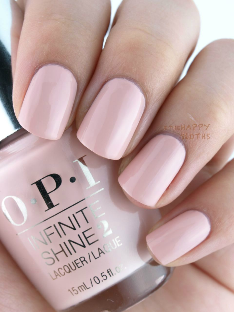 opi 39 you 39 re blushing again 39 infinite shine summer 2015 collection nails pinterest. Black Bedroom Furniture Sets. Home Design Ideas