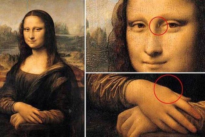 Havde Mona Lisa Forhojet Kolesterol Mona Lisa Madonna Lisa