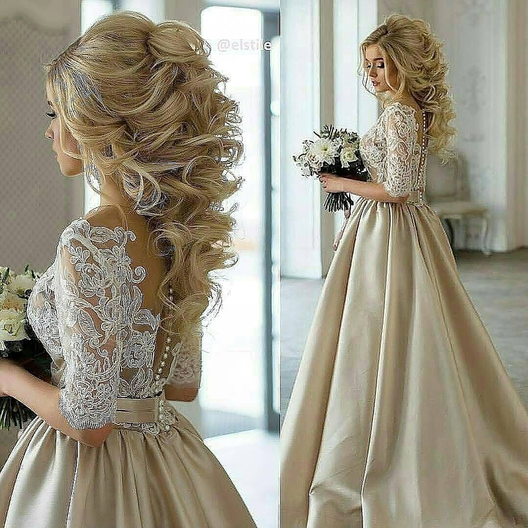 Perfect!  #weddings #bride  #fashion #love