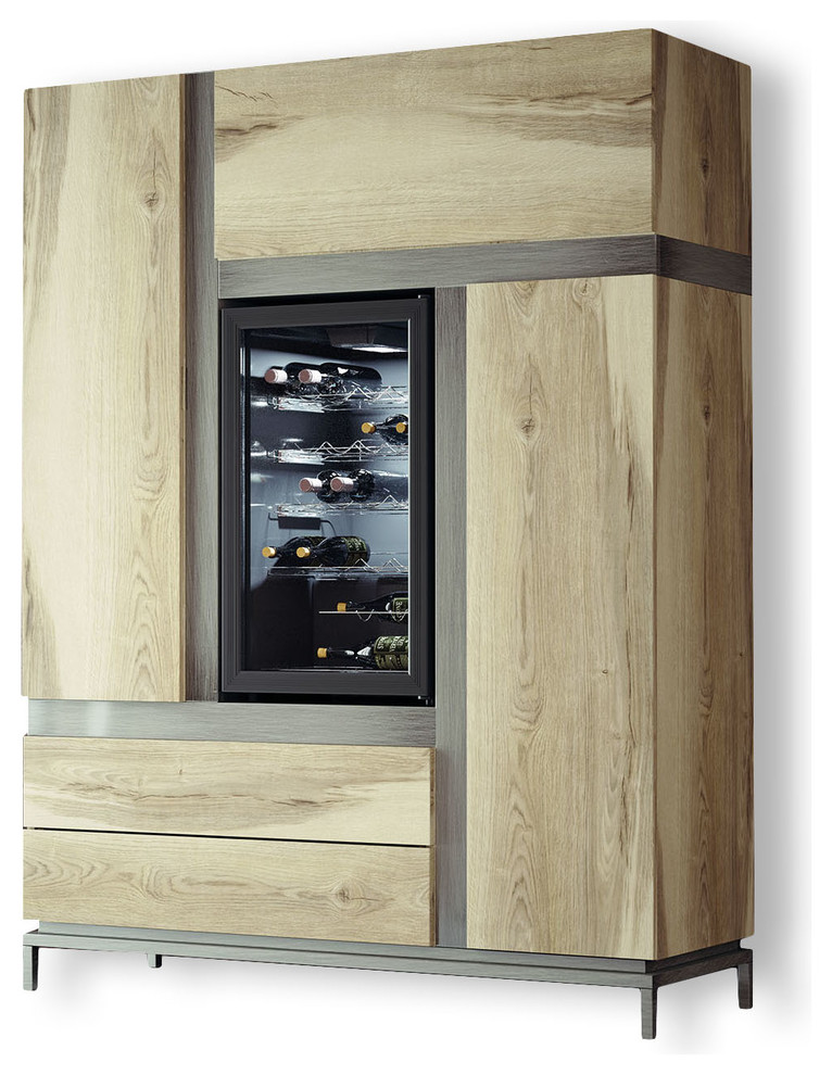 Saphire W10 Wine Cabinet Contemporary Wine And Bar Cabinets