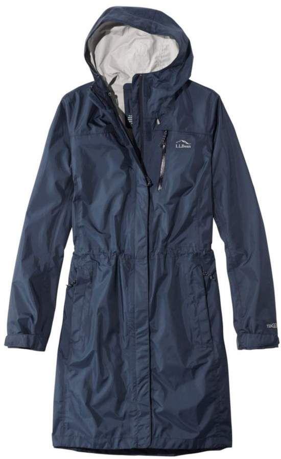 424d57d53ad L.L. Bean L.L.Bean Women's Trail Model Rain Coat in 2019   Closet ...