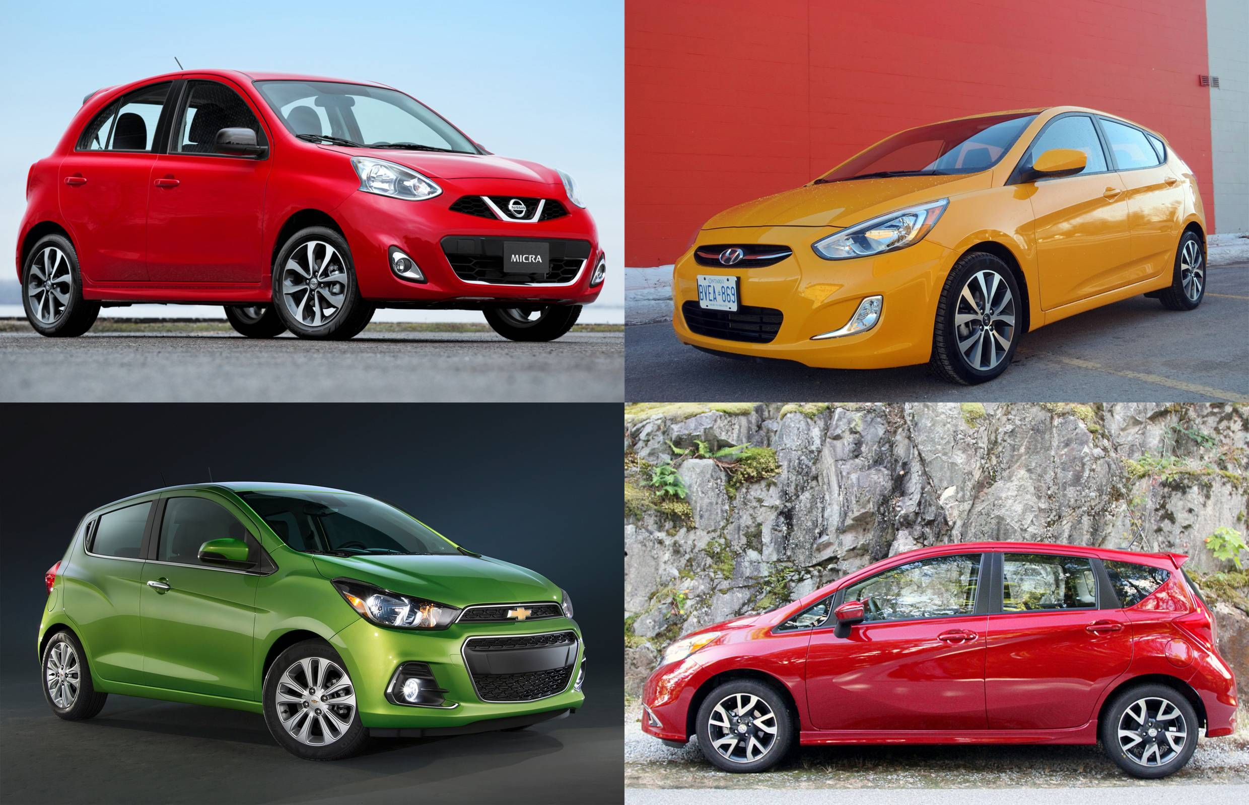 Cheap Wheels The 10 most affordable new cars in Canada