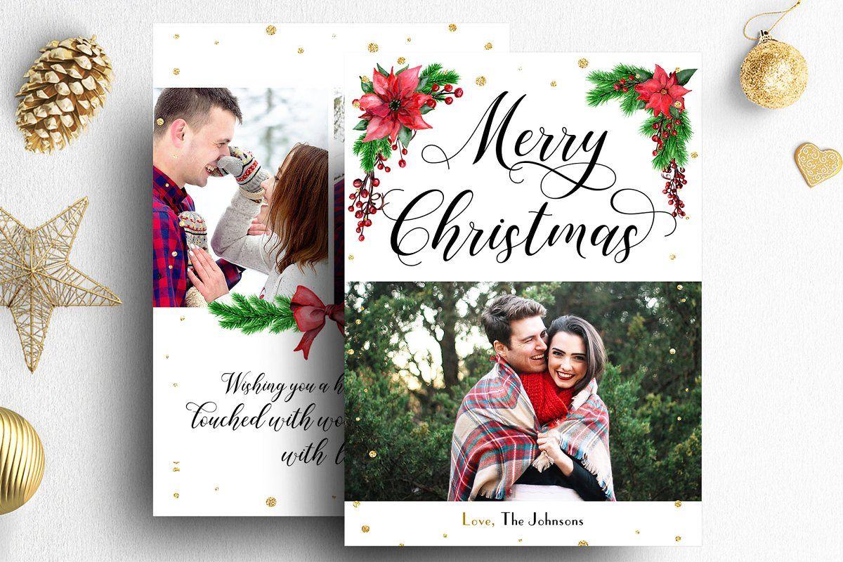 Christmas Card Photoshop Template Photoshop Christmas Card Template Christmas Card Template Christmas Card Templates Free