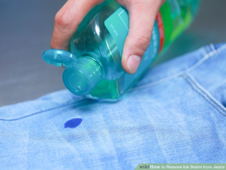4 ways to remove ink stains from jeans ink stain removal