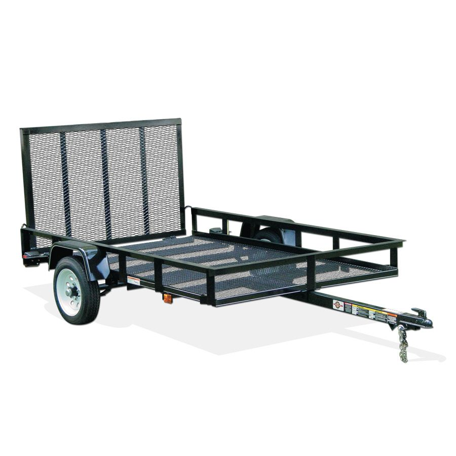 Wire Mesh Trailer Wiring Data Schema Engine21hp Briggs Stratton Diagram Parts List For Model 107289920 Carry On 4 Ft X 6 Utility With Gate Rh Pinterest