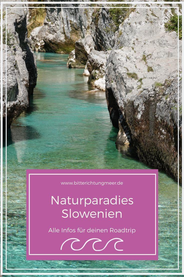 Hier erfährst du alles für deinen Rosdtrip nach Slowenien. Berge, Seen, Wasserfälle und vieles mehr gibt es dort zu bestaunen  #slowenien  #roadtrip #slovensko #sloveniatravel #wandern #natur #wasserfall #outdoor
