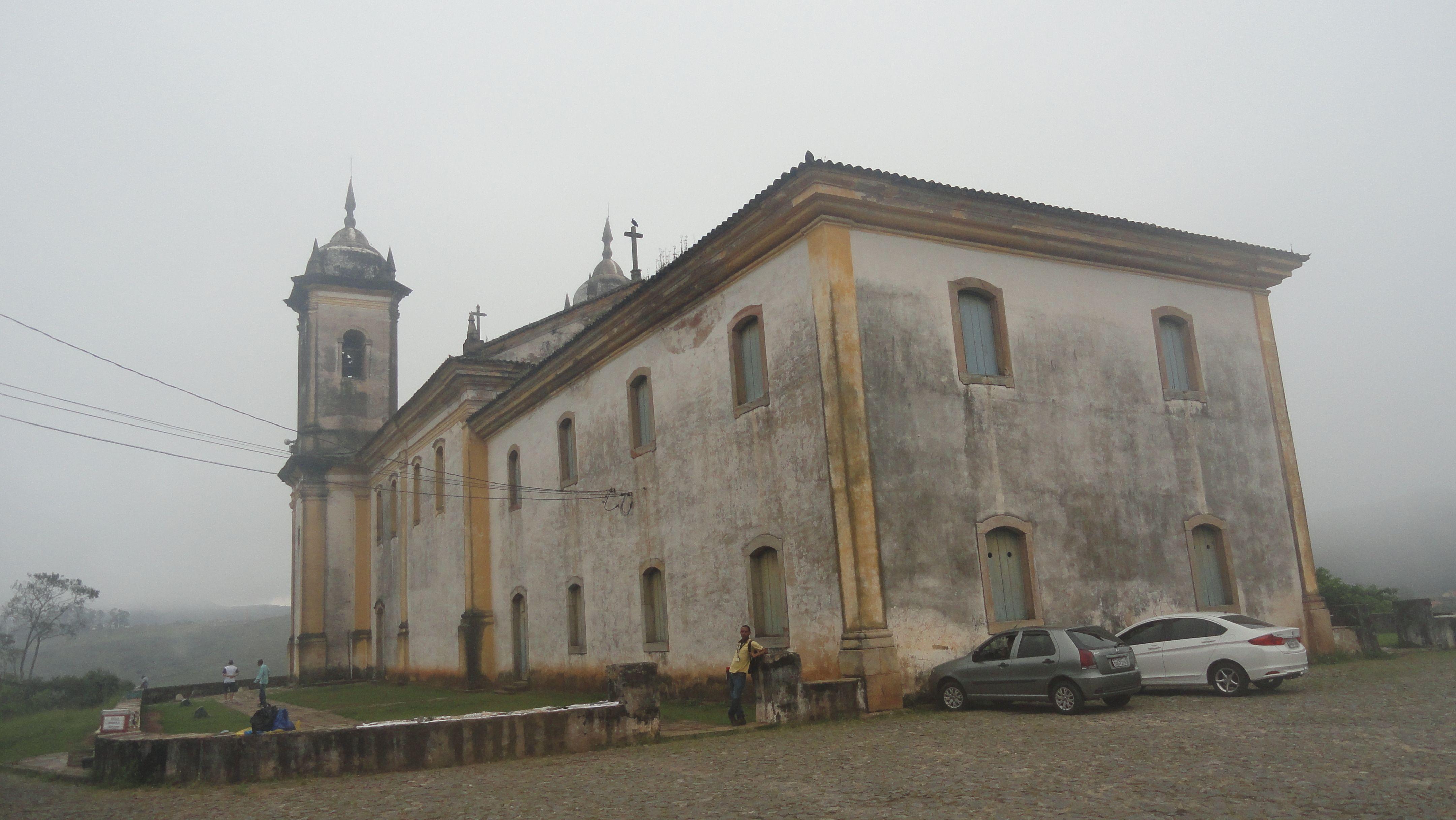 Artista Construtor Francisco Machado Da Cruz A Igreja De Sao