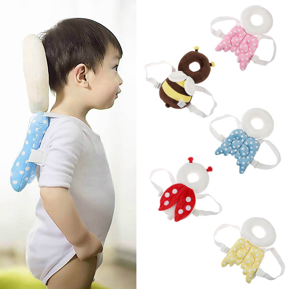 Wing Shape Toddler Baby Safety Falling Protection Pad