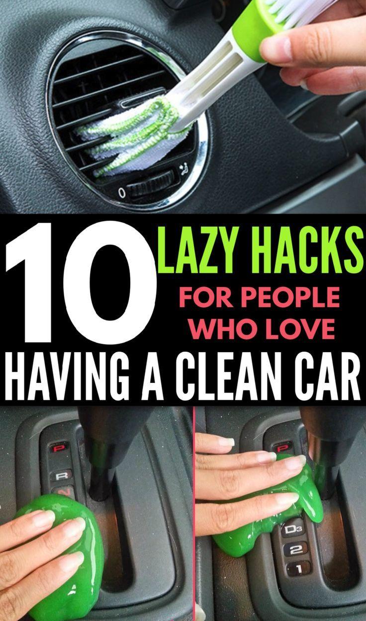 best way to clean car windows inside