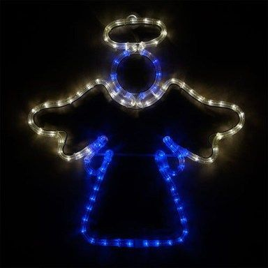 Adorable Angel Christmas Decoration Ideas For Your Outdoor Design 07 - outdoor angel christmas decorations