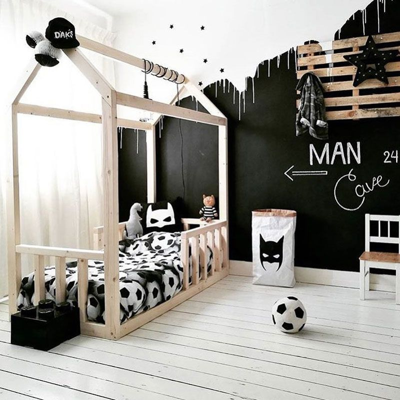 Black In Kid S Rooms Nursery Play And Childrens Rooms