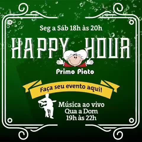 NOVIDADE Agora No Happy Hour Da Primo Ate 20h Heineken Caipirinha Caipifruta Ou Caipiroska
