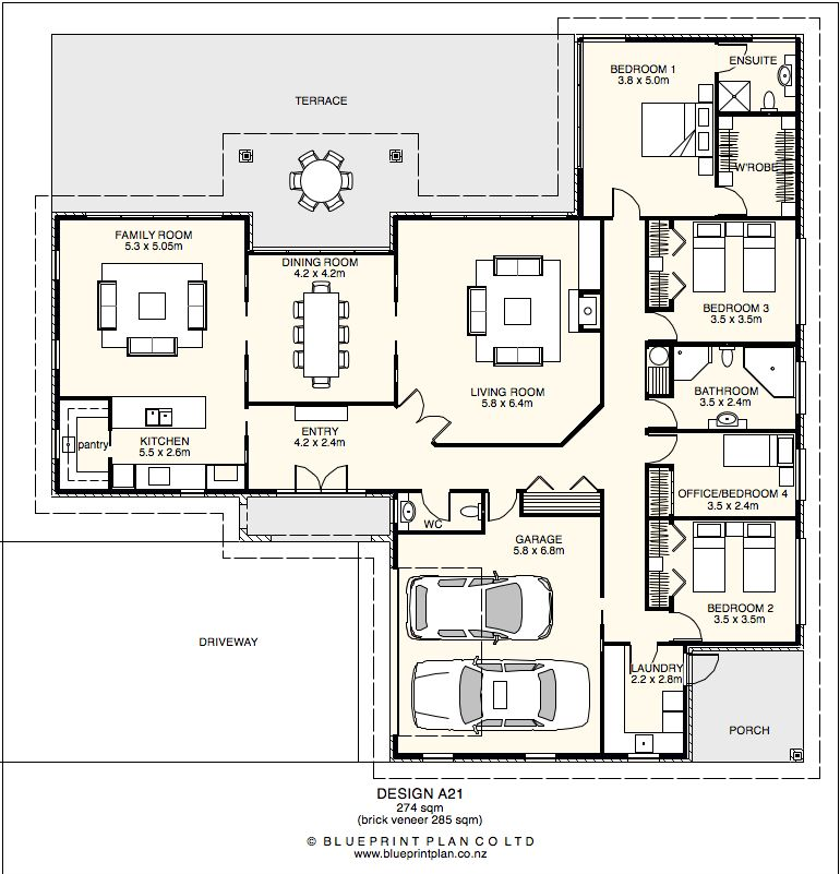 Modern and flexible take on a traditional house design house plans modern and flexible take on a traditional house design malvernweather Gallery