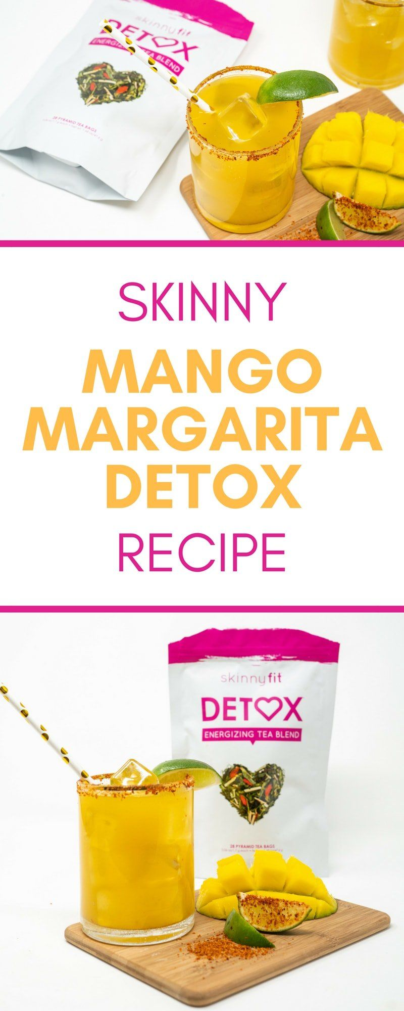 How to make the most delicious skinny margarita with these