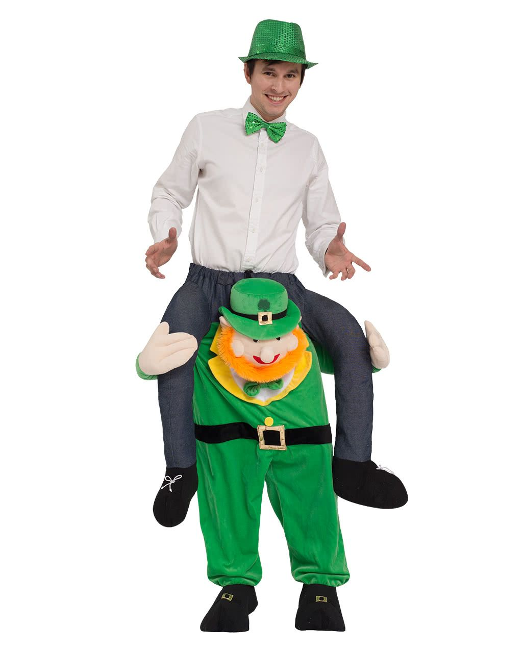 Elegant We Have Rider On Leprechaun Costume Carry Me ✸ Order Fancy Dress Costumes  Online ✓ Dont Delay. Save Now ✓ Crazy Costume Ideas ✪