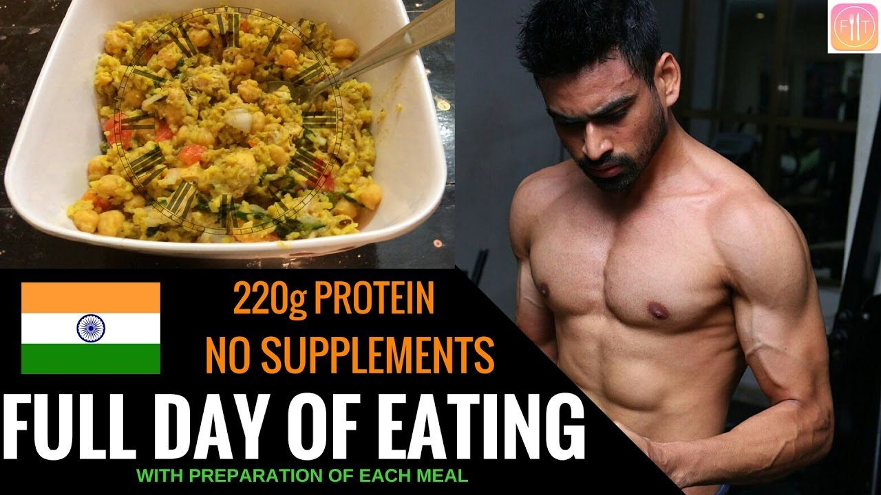lean muscle diet male plan without supplements