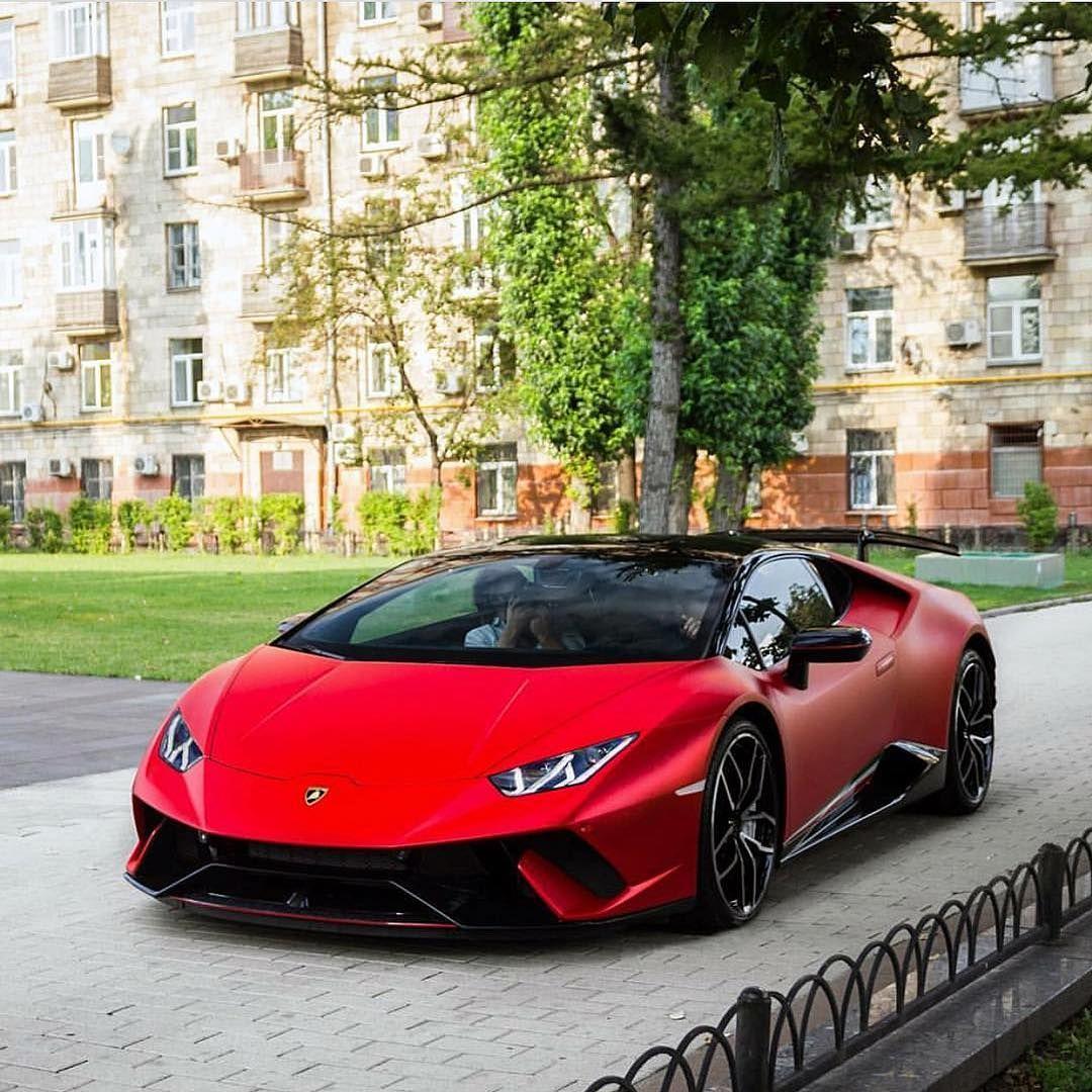 Cars Lamborghini: Lamborghini Huracan Performante