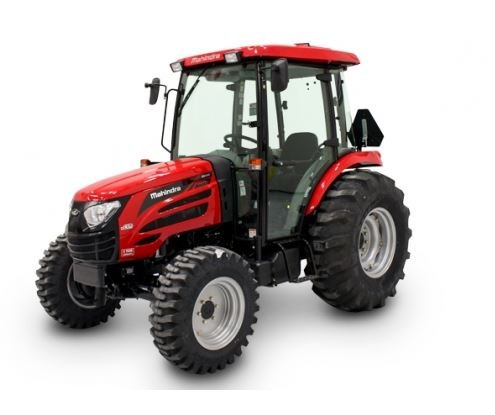 Mahindra 2565 Shuttle Cab Tractor Specification Price Review Features Tractors Mahindra Tractor Tractor Attachments