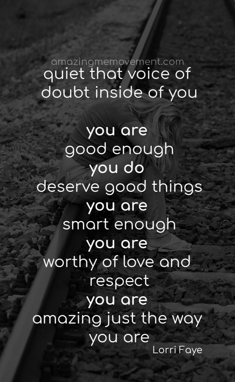 25 Powerful Self Worth Quotes To Help You Love Yourself ...