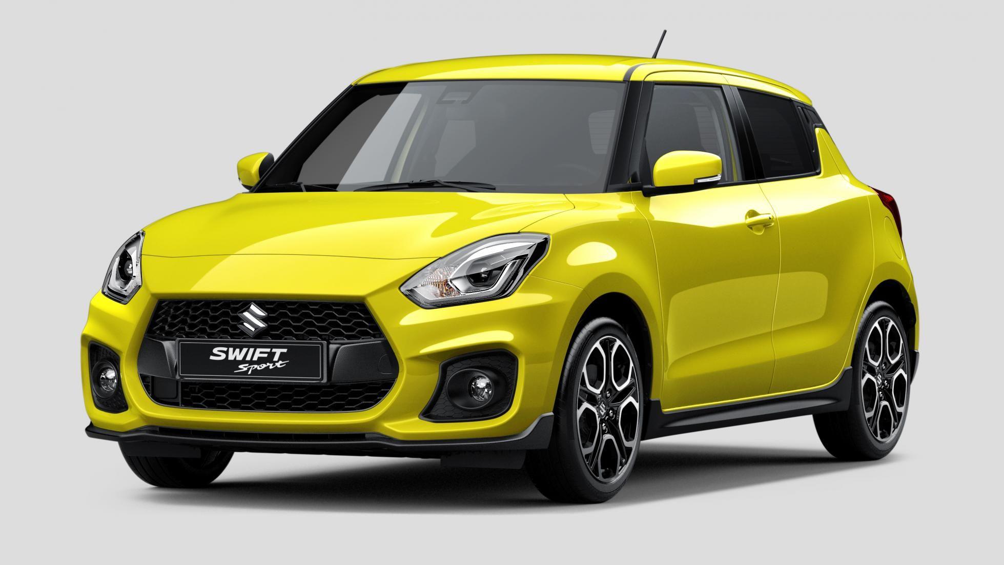 Dit is de nieuwe Suzuki Swift Sport - https://www.topgear.nl/autonieuws/suzuki-swift-sport-2017/