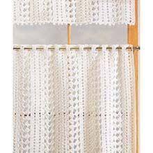 Bildergebnis Fur Free Crochet Kitchen Curtains Cortinas De