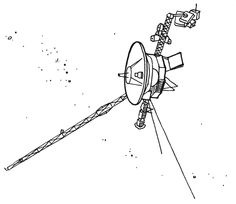 Voyager Spacecraft