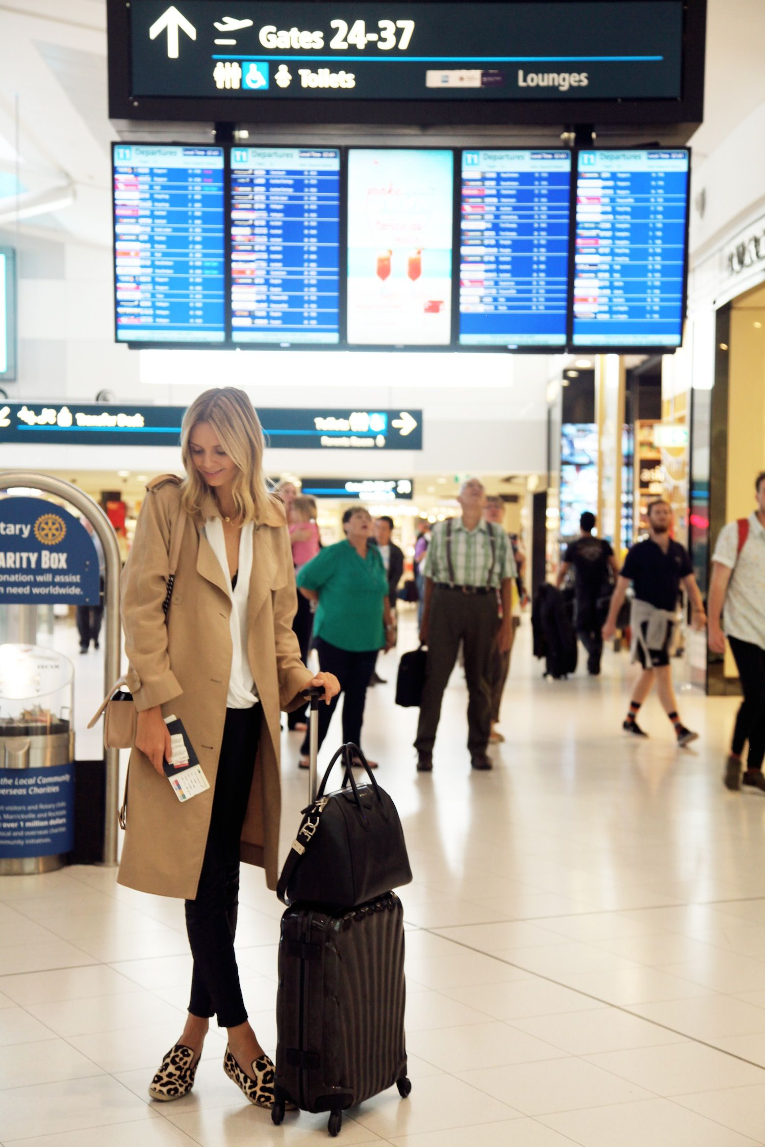 Work at the airport: what you should know about it