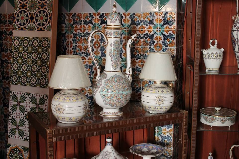 L\'artisanat Algérien | robe kabyl | Pinterest