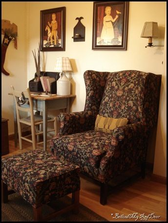 1000 Images About Reproduction Colonial Upholstered