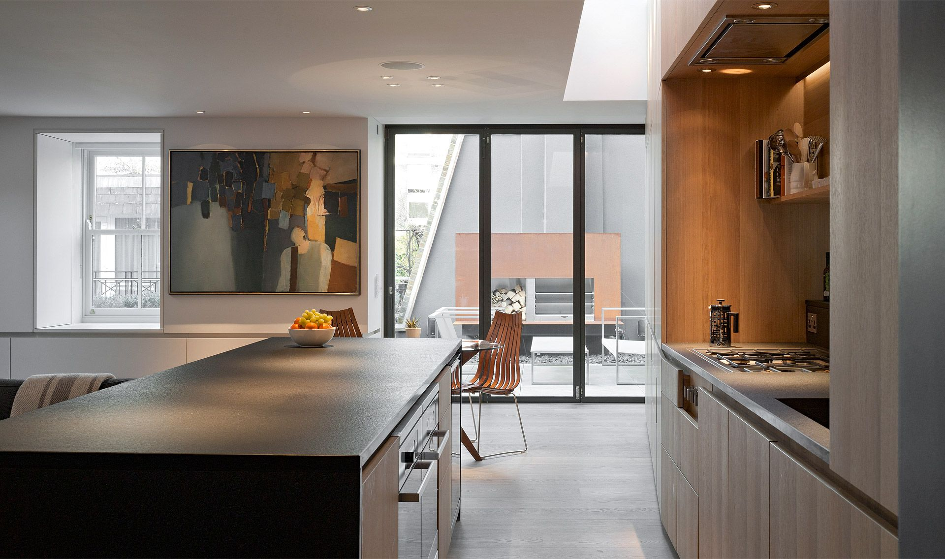 Mclean quinlan architects london winchester architecture in the town bayswater london