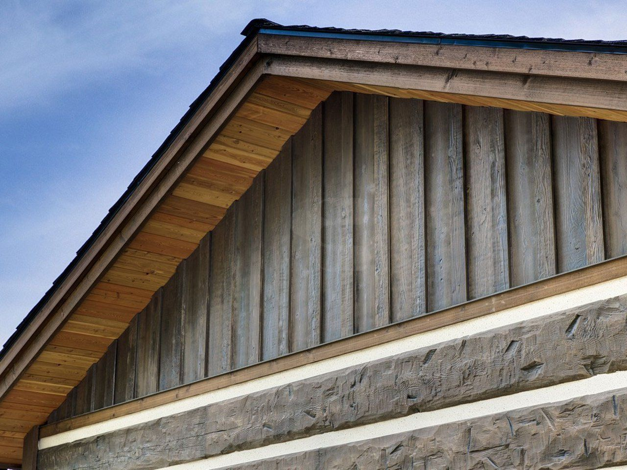 Nice Log Siding Options #4: View Our Selection Of Concrete Log Siding Profiles And Range Of Color  Options Available. There