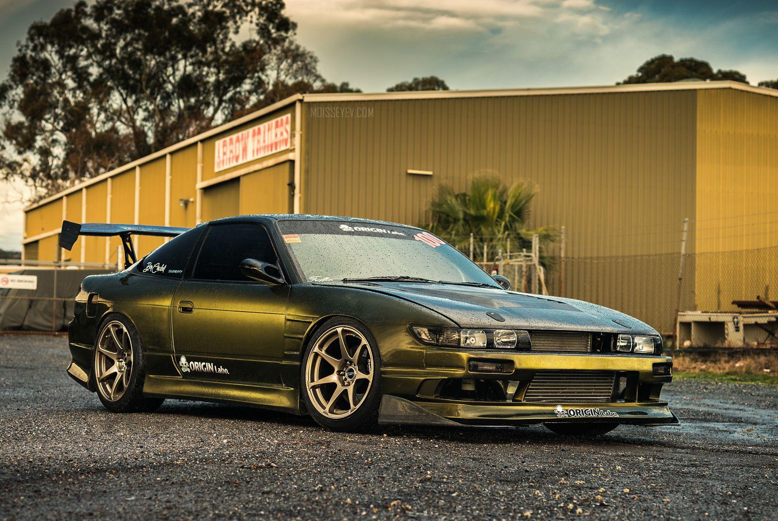 1994 Nissan S13 180SX twin turbo S13 RB26DETT   cars   Pinterest ...