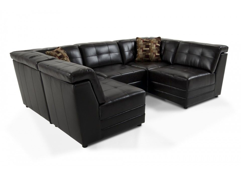 Reprise 5 Piece Sectional Sectionals Living Room Bob