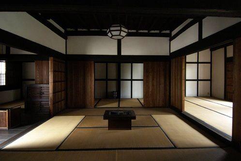 """Inside A Traditional House Imaicho Ä»Šäº•ç""""º Japan Traditional Japanese House Japanese Style House Traditional Japanese Architecture"""