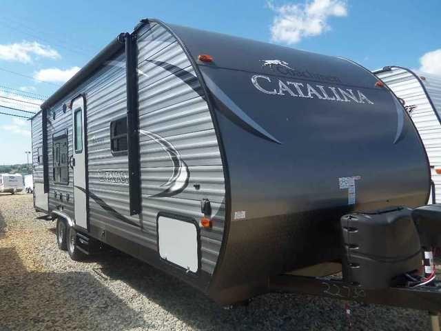 2016 New Coachmen Catalina Rvs 273bh Travel Trailer In Ohio Oh
