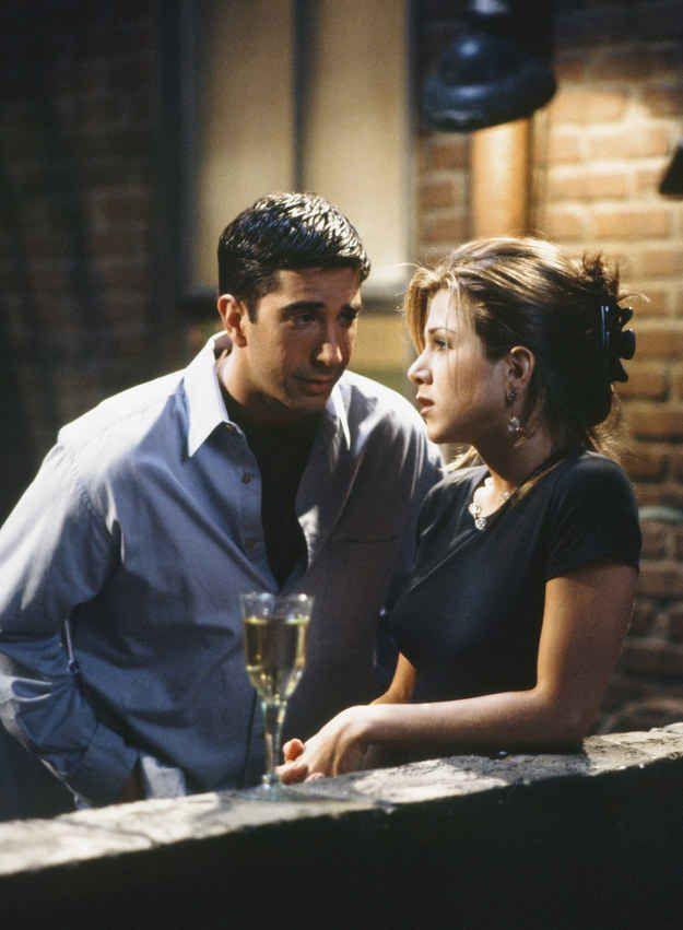 Rachel dating vrienden