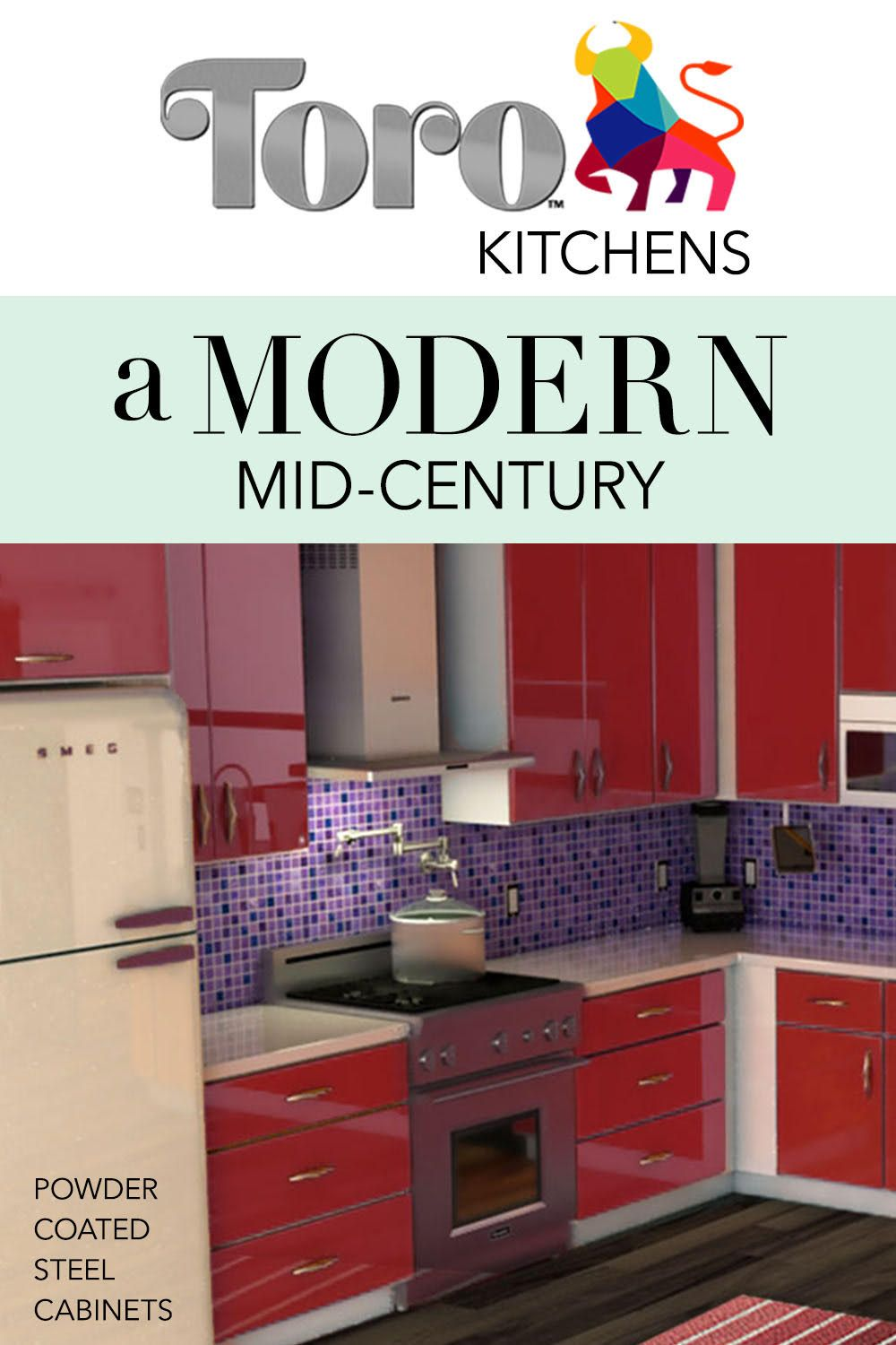 The Custom Modern Kitchen Cabinets You Ve Been Dreaming About Metal Kitchen Cabinets Kitchen Cabinet Design Kitchen Cabinets