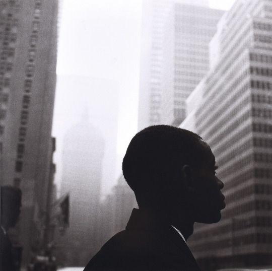 Ota Richter, Park Avenue, 1964.