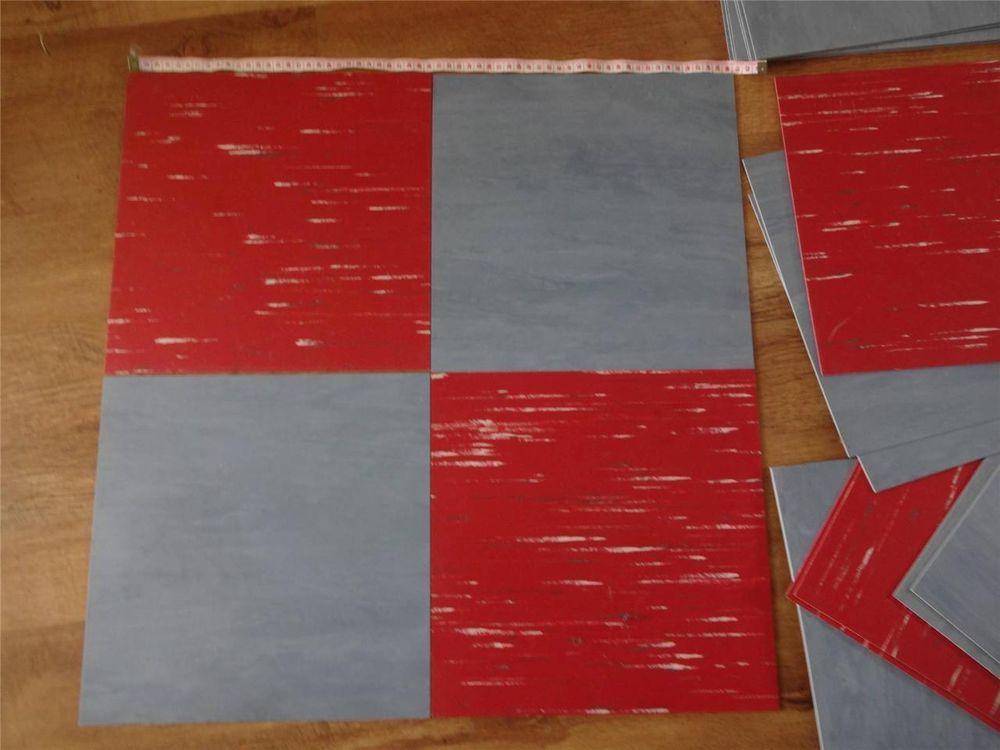 32 X Fab Retro Vintage 1950 S Vinyl Linoleum Floor Tiles