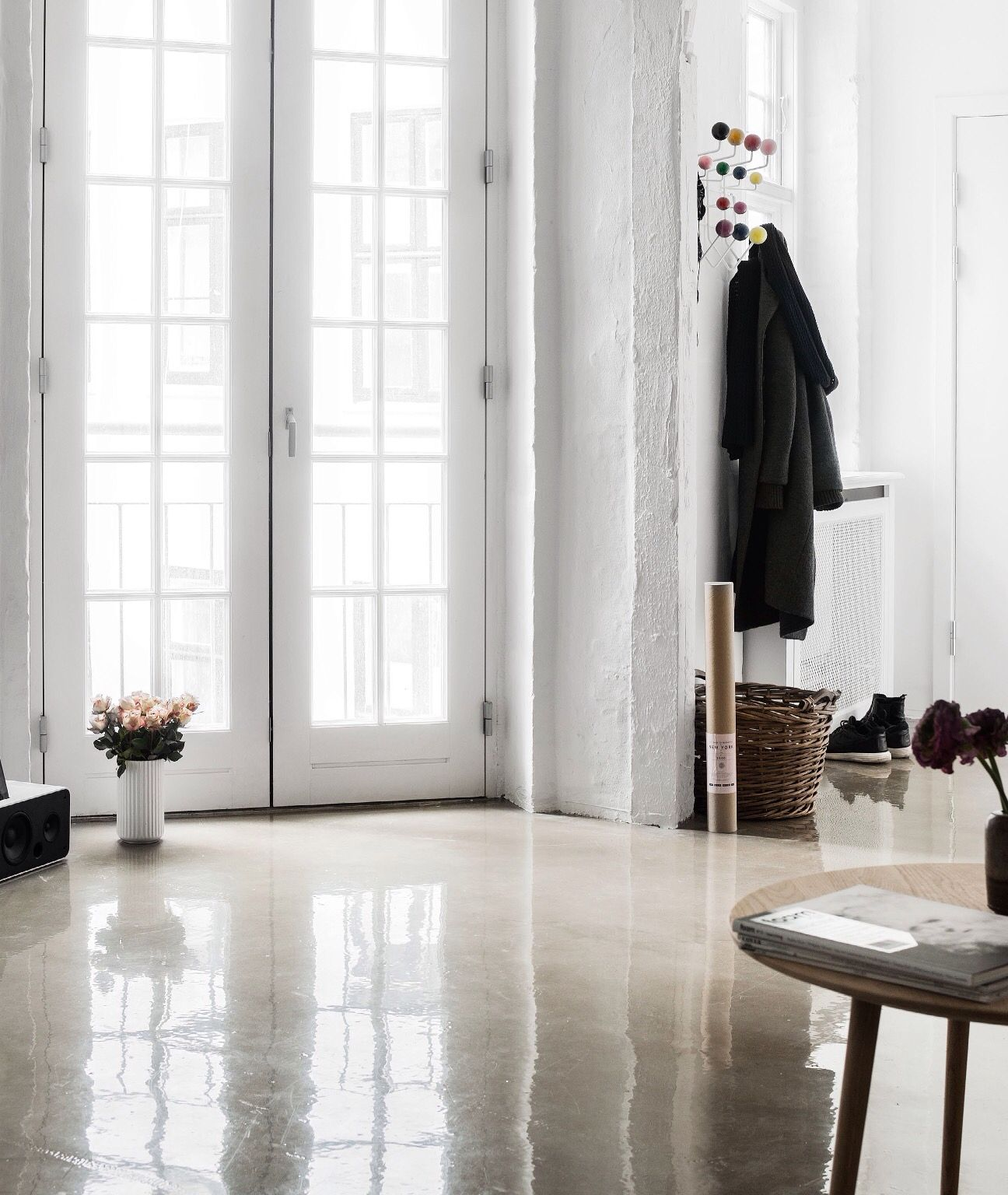 Poured Floors Elle Decoration Uk My Ideal Home Minimalism