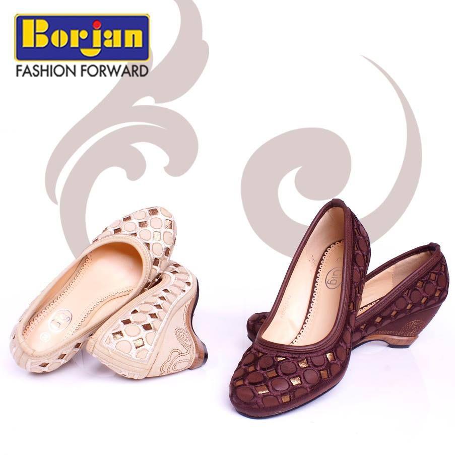 2019 year style- Trendy new Borjan ladies shoes for eid