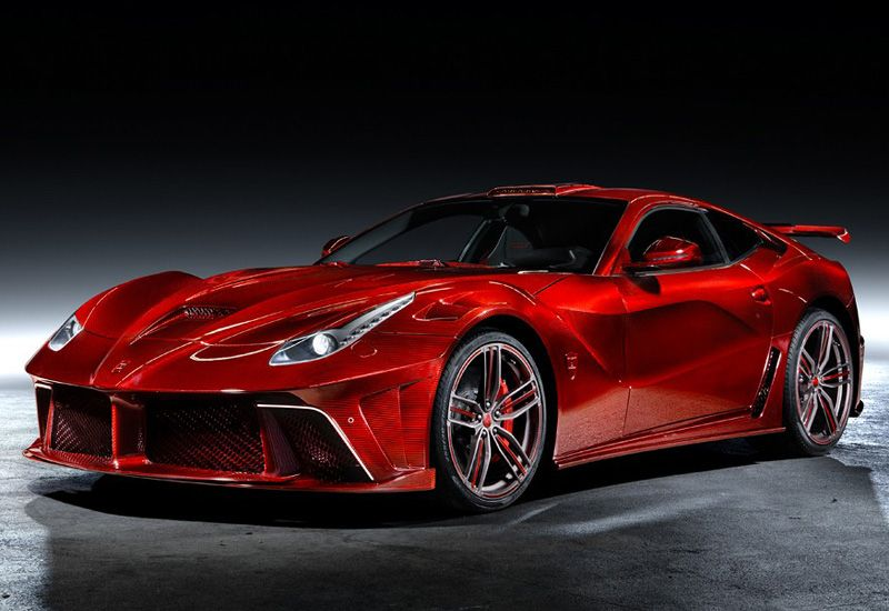2013 Ferrari F12 Berlinetta Mansory La Revoluzione Aristoteles F50