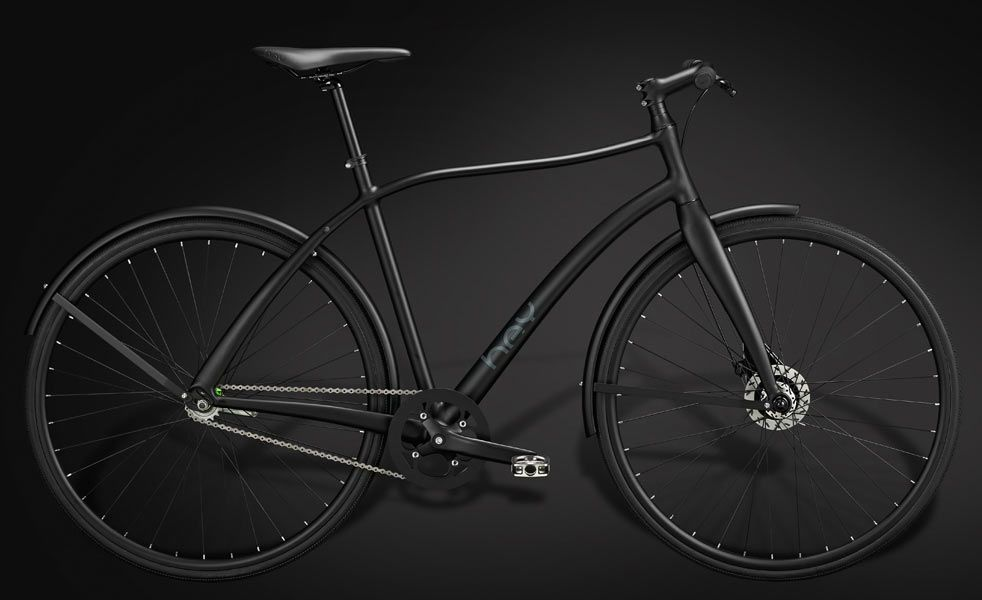 Red Dot Design Winning Bicycles From Hey Cycle | Bicycling, Cycling ...